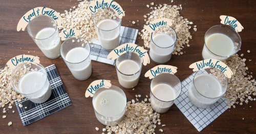Our Test Kitchen Found the Best Oat Milk Brands (We Tried 10!)
