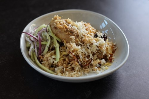 This Chicken Biryani Is an Exquisite Dish with Roots in ROYALTY