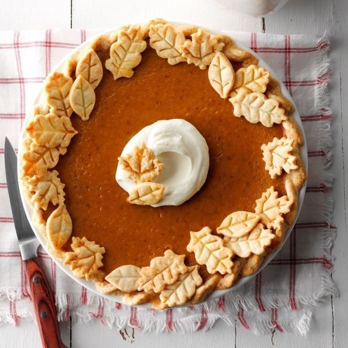 Best-Ever Thanksgiving Pies