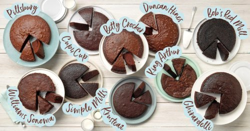 The Best Chocolate Cake Mix Brands According to Pro Cooks