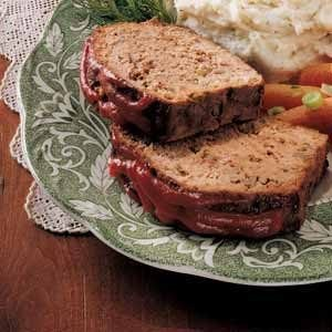 Mom's Best Meat Loaf