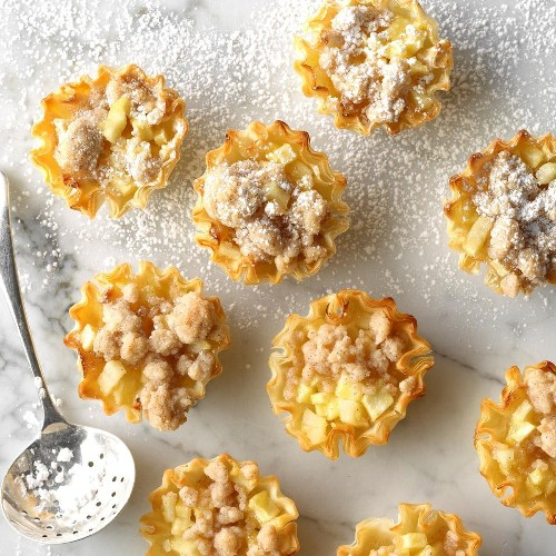 20 Mini Pies to Add to Your Christmas Cookie Plate
