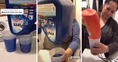This Detergent Trick Will Completely Change Laundry Day—for Good