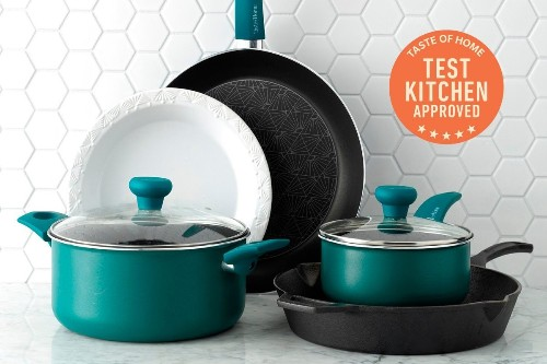 Taste of Home Cookware and Bakeware Is in a Kitchen Near You!
