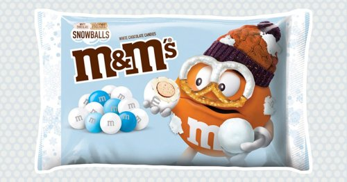 M&M's JUST Revealed This Brand-New Flavor—and It's the Best One Yet!