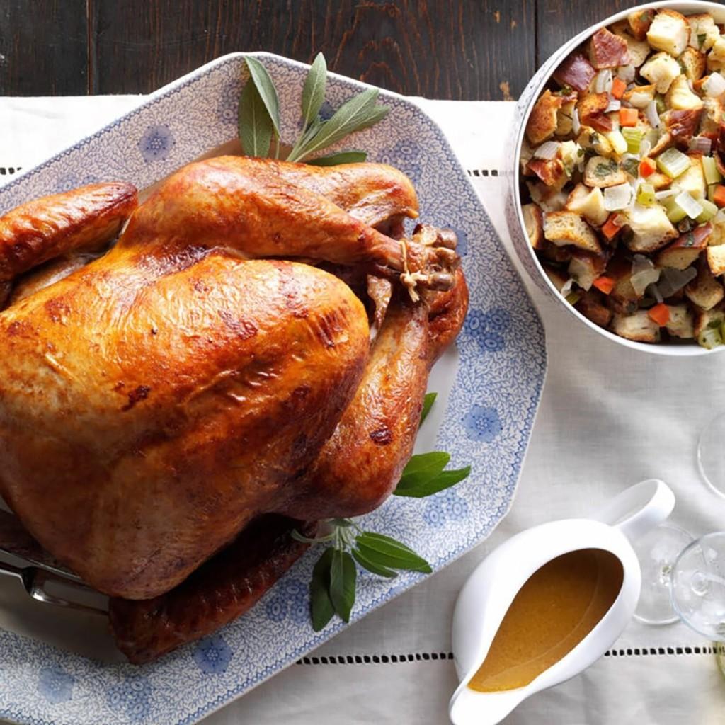 Talking Turkey: Test Kitchen Tips and Tricks