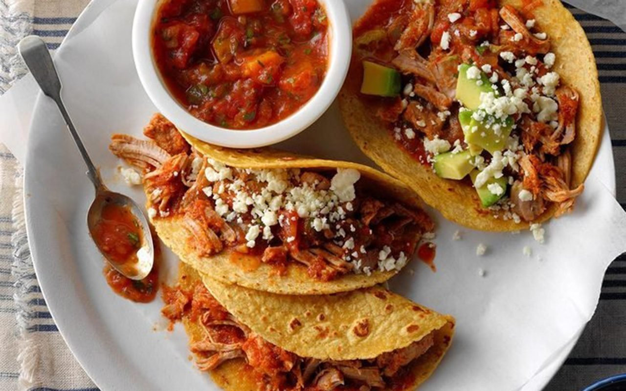 65 Recipes for Authentic Mexican Food