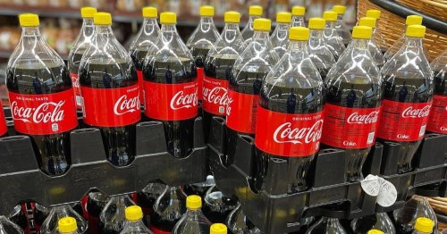 If You See a Yellow Cap on Coca-Cola, This Is What It Means