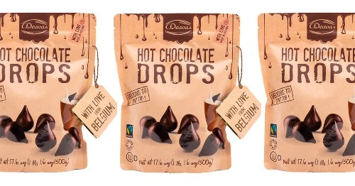 Costco Is Selling 'Hot Chocolate Drops' Made of Belgian Chocolate—and They Melt Into the Perfect Cup of Hot Cocoa