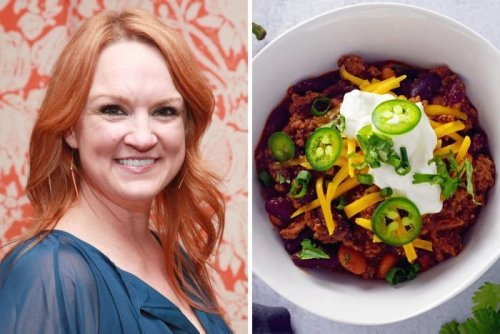I Made The Pioneer Woman's Chili Recipe—and It's Simply Perfect for Fall