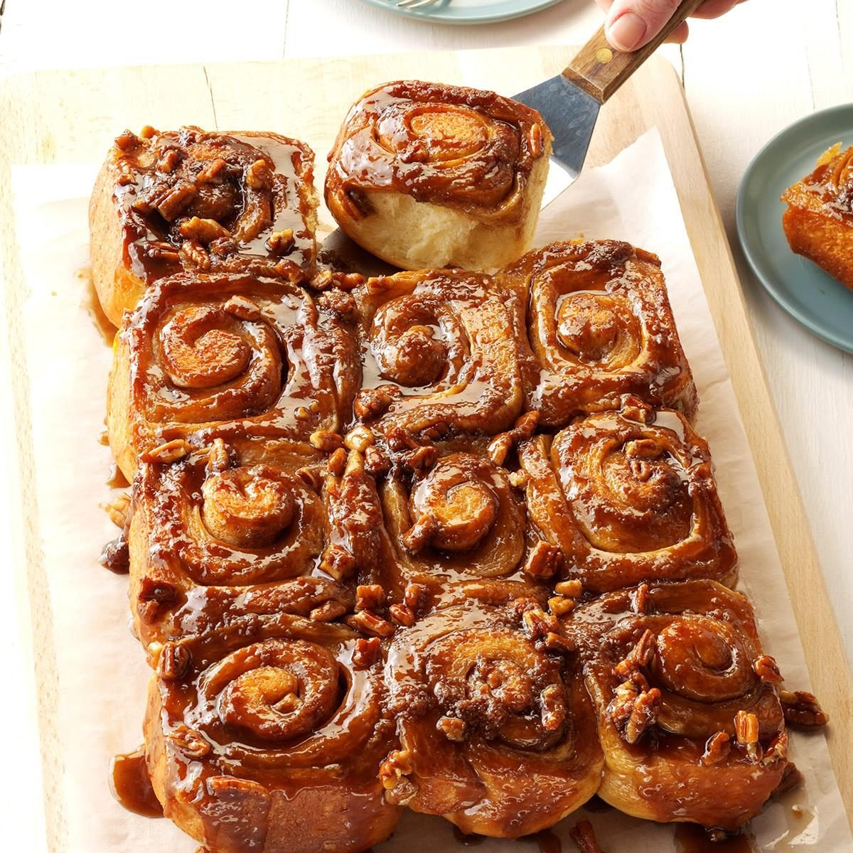 Inspired by: Pecan Roll