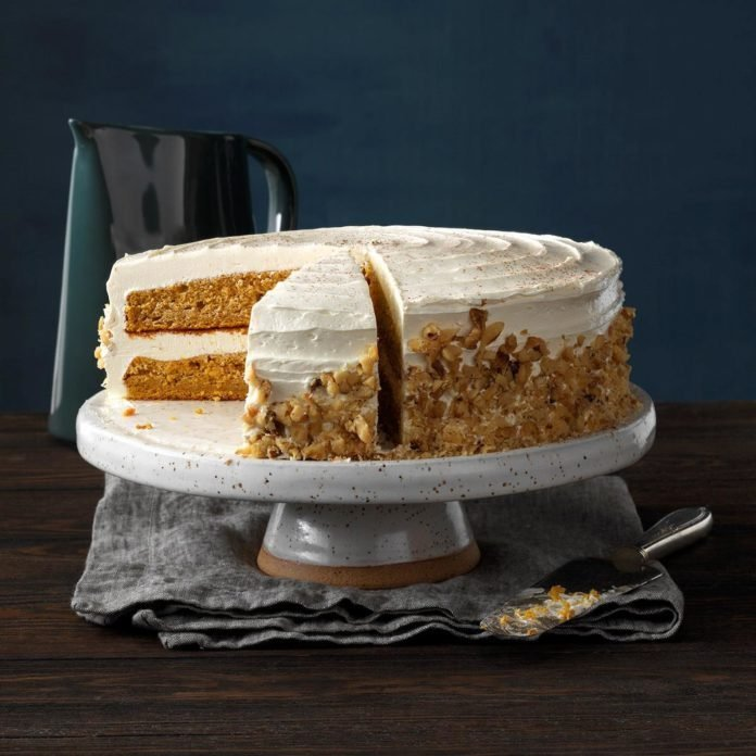 Our Favorite Fall Cakes