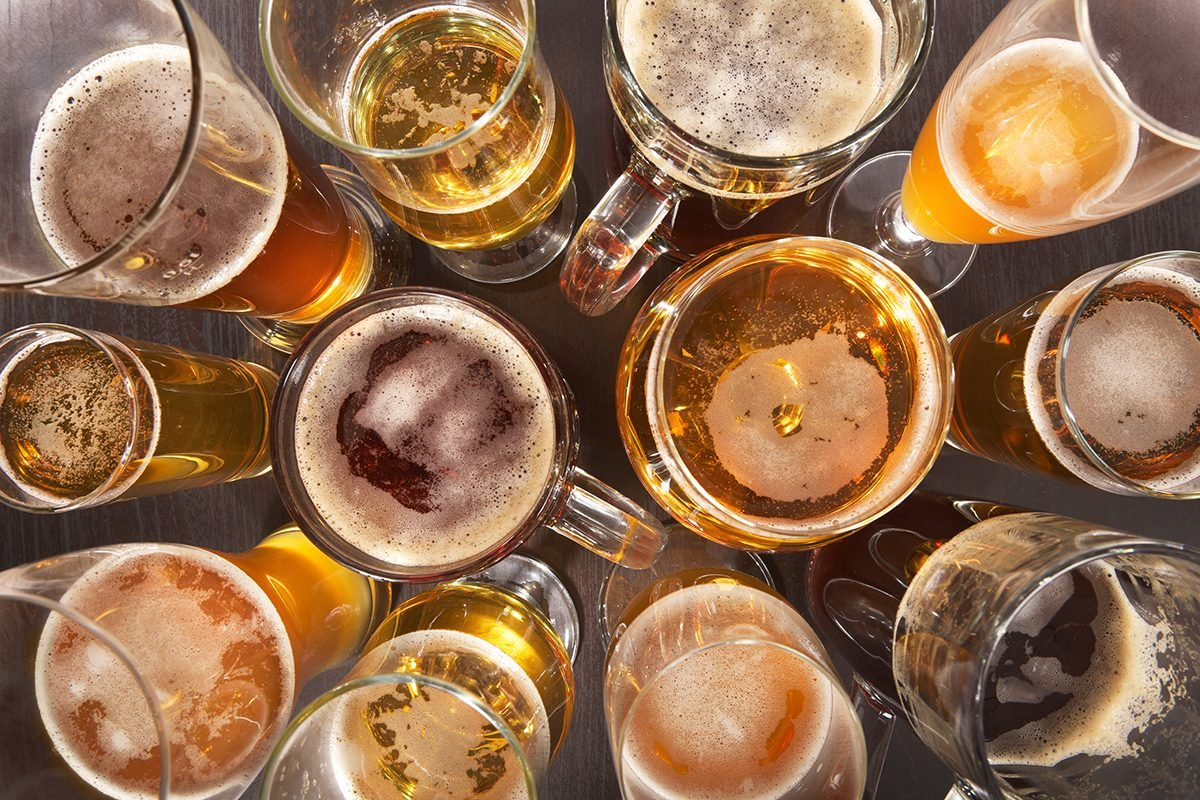 You're Using the Wrong Beer Glass. Let Us Help!