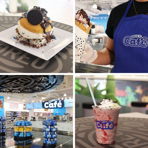 Oreo Just Opened Its First-Ever OREO RESTAURANT and We're Ordering One of Everything
