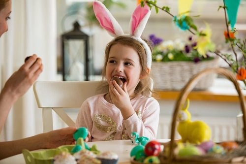 How to Build an Easter Basket