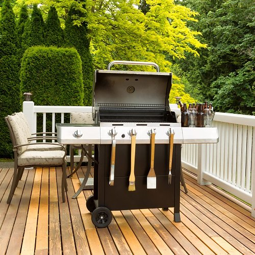 10 Grill Safety Tips