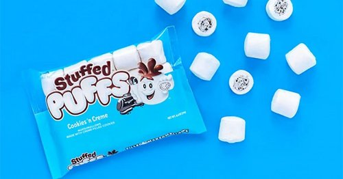 You Can Now Buy Cookies 'n Creme STUFFED Marshmallows for Your S'mores