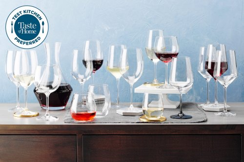 These Are the Best Wine Glasses, According to Our Pros