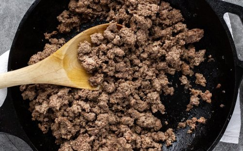 We'll Show You How to Brown Your Ground Beef the RIGHT Way