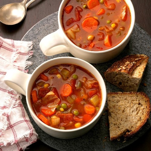 Healthy Soups That'll Fill You Right Up - cover