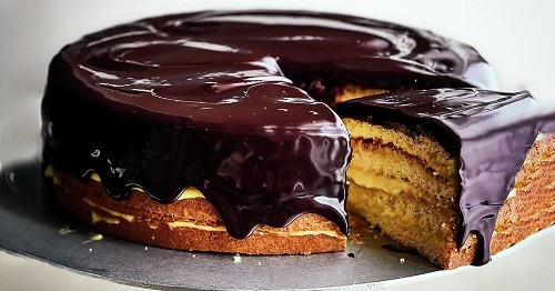 Ina Garten Just Shared Her Recipe for Boston Cream Pie—Here's the Secret