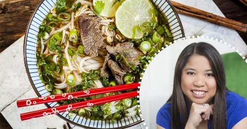 Here's How to Make Pho, the Popular Vietnamese Soup