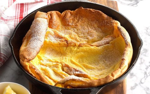 What Exactly Is a Dutch Baby Pancake?