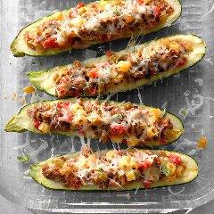 Discover zucchini boats