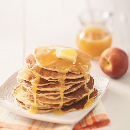 Pancakes, Waffles, French Toast & Crepes - cover
