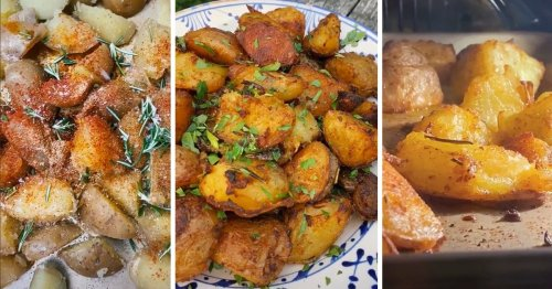 How to Make the CRISPIEST Potatoes Ever—and It's So Simple