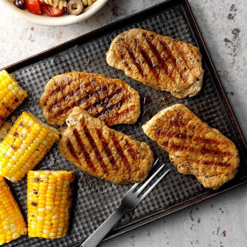 30 Sizzling Summer Pork Chop Recipes