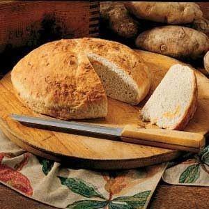 Cheesy Potato Bread