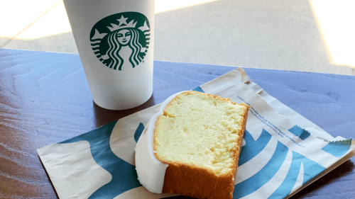 You Have to Try This Spot-On Copycat Starbucks Lemon Loaf Cake Recipe