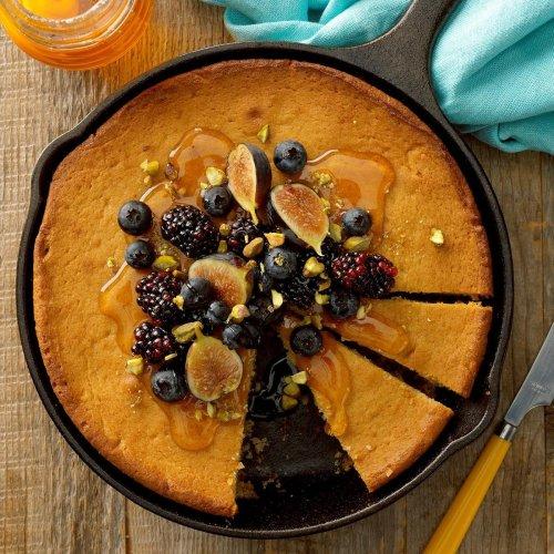 Rustic Honey Cake