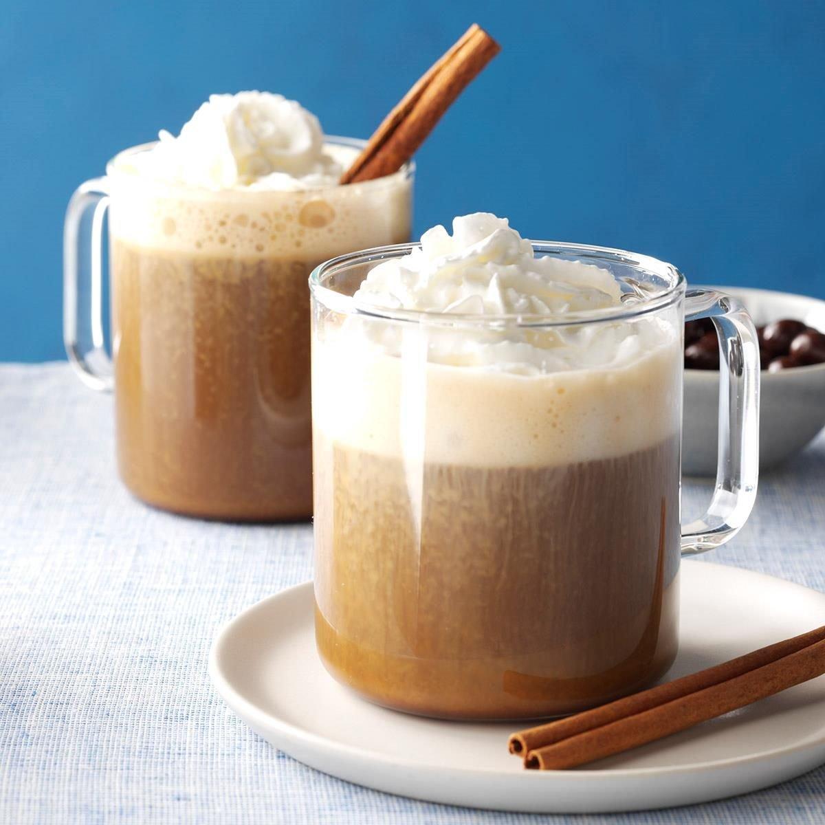 Starbucks Caffe Mocha Copycat