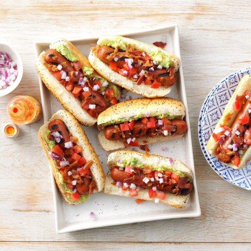31 Ways to Make a Hot Dog