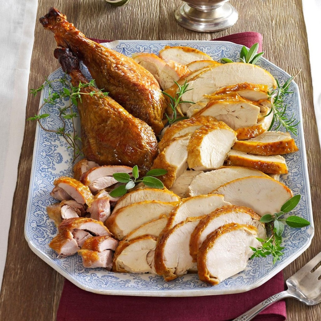 Thanksgiving Made Quick and Easy