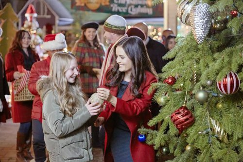 Hallmark Is Premiering 41 NEW Christmas Movies This Year—and We Can't Wait