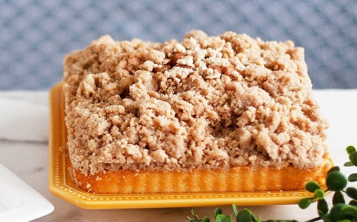 This Crumb Cake Will Take You Back to Christmas at Grandma's