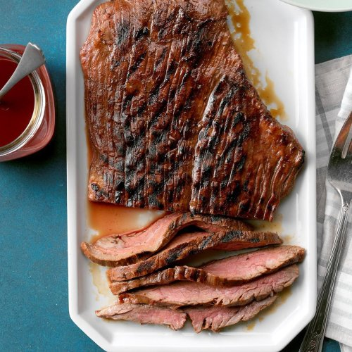 A 7-Day Meal Plan Using Grilled Steak