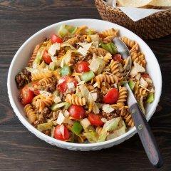 Discover taco pasta