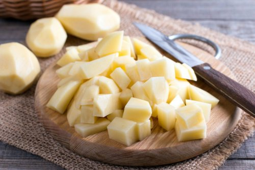 This Simple Trick Keeps Potatoes from Turning Brown