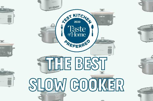 The Best Slow Cooker Brands According to Our Test Kitchen