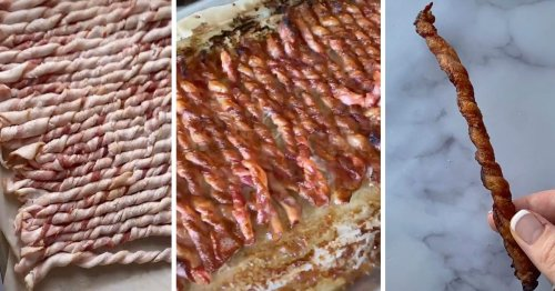People Are Making TWISTED Bacon—and Here's Why It's the Best Way Ever to Cook Bacon