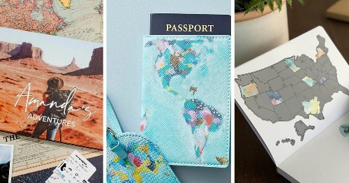 14 Travel Gifts for Anyone That Has Major Wanderlust