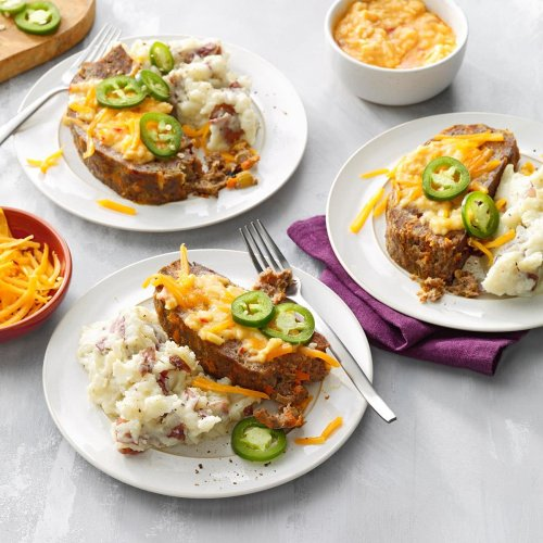 Southern-Style Meat Loaf
