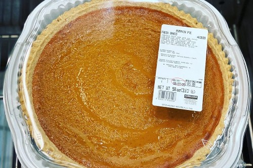 Why You Should Think Twice Before Buying Costco's Pumpkin Pie