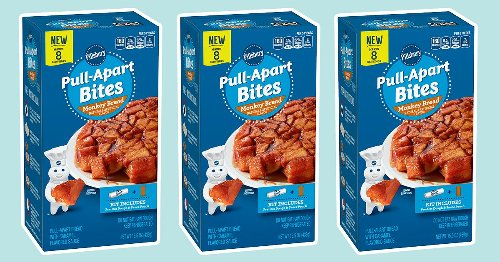 Pillsbury Is Making Pull-Apart Bites That Taste EXACTLY Like Monkey Bread