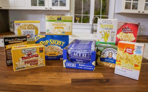 We Tried 10 Brands of Microwave Popcorn. Here's What You Should Buy.