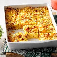 Discover breakfast casserole